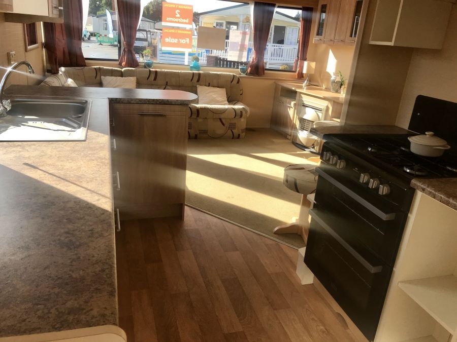 Image of Cheap, Amazing Priced Static Caravan For Sale sited on Hayling Island