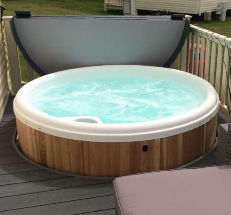 Photo of ***2019 NEW Static Caravan HOT TUB/DECK*** Tattershall Lakes Lincolnshire Nr Skegness Ingoldmells