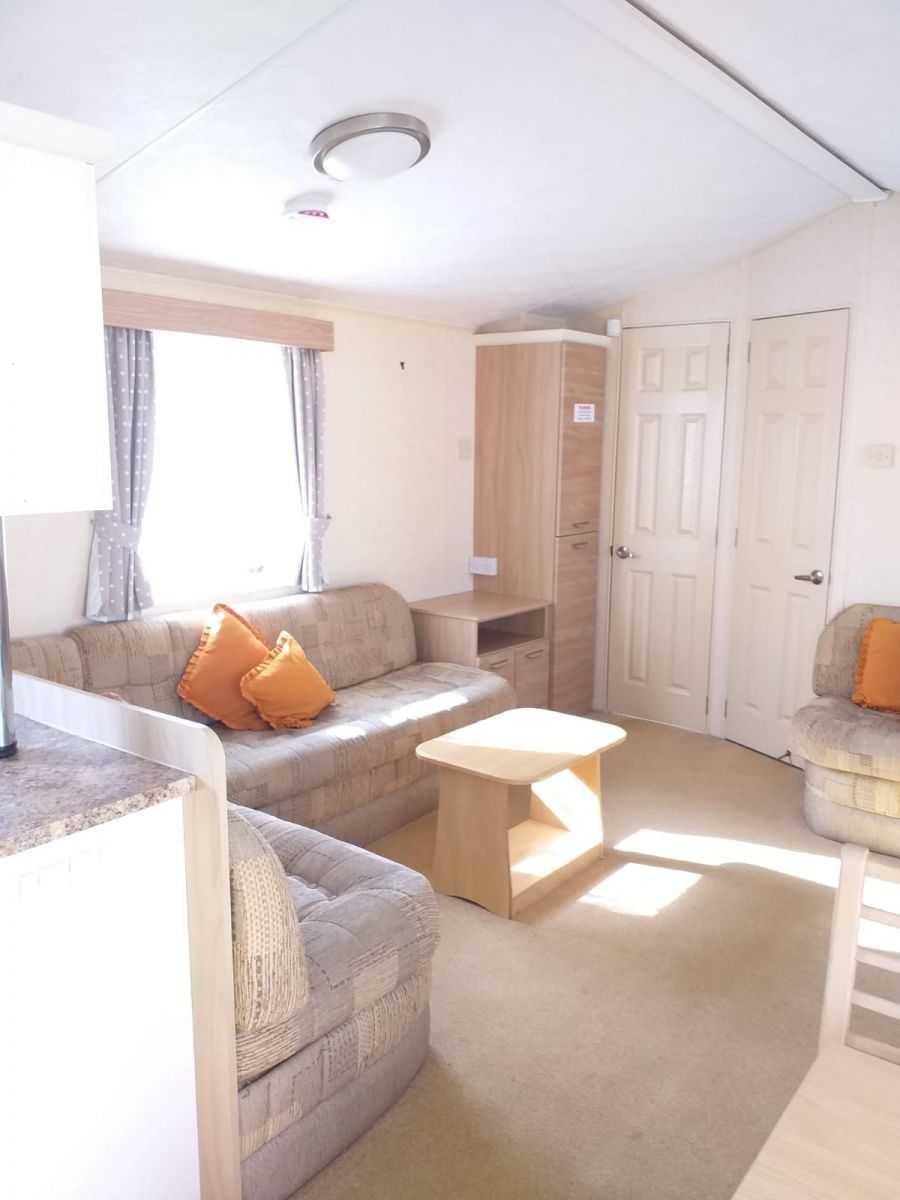 Image of Fantastic Value 2 bed Centre Lounged Holiday Home for sale at Camber Sands Holiday Resort