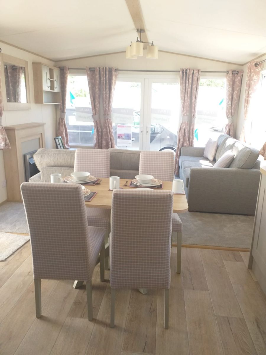 Image of Brand New Luxury Holiday Home for sale at Romney Sands Holiday Park