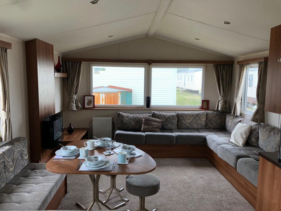 Image of Cheap Gch/DG 3 bed Holiday Home for sale at Romney Sands Holiday Resort