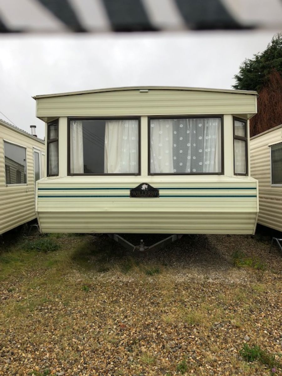 Photo of STATIC CARAVAN WILLERBY WESTMORLAND 35 X 12 3 BED **GOOD CONDITION**