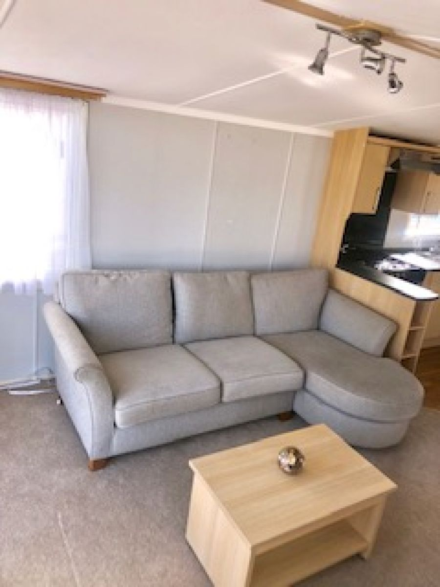 Image of STATIC CARAVAN SWIFT BORDEAUX 35X12 2 BEDROOMS D/GLAZED C/HEATED