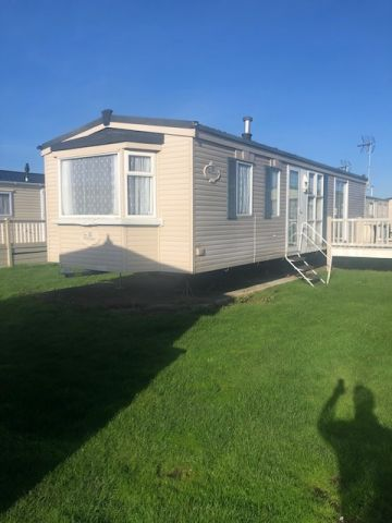 Photo of OFFSITE STATIC CARAVAN ATLAS SOLITAIRE 37 X 12 2 BED **CENTRE LOUNGE**