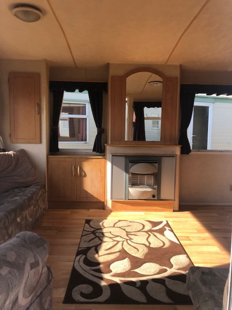 Image of STATIC CARAVAN ATLAS SAHARA 32 X 10 2 BEDROOMS **WELL PRESENTED THROUGHOUT**