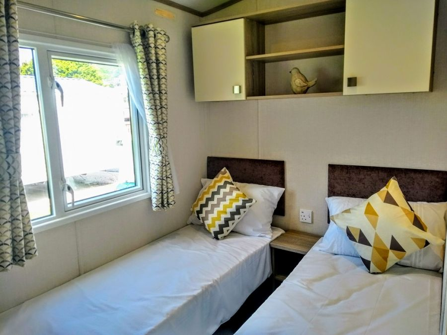 Image of New static caravan holiday home for sale 2 bed South Devon