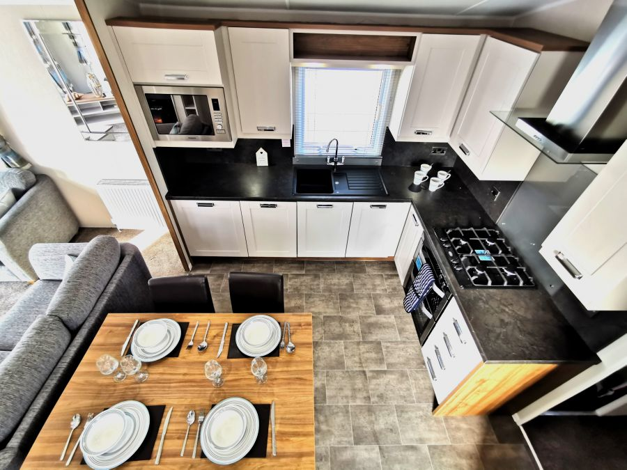 Image of Luxury Caravan/Lodge For Sale In Skegness Nr Beach, Ingoldmells, Butlins