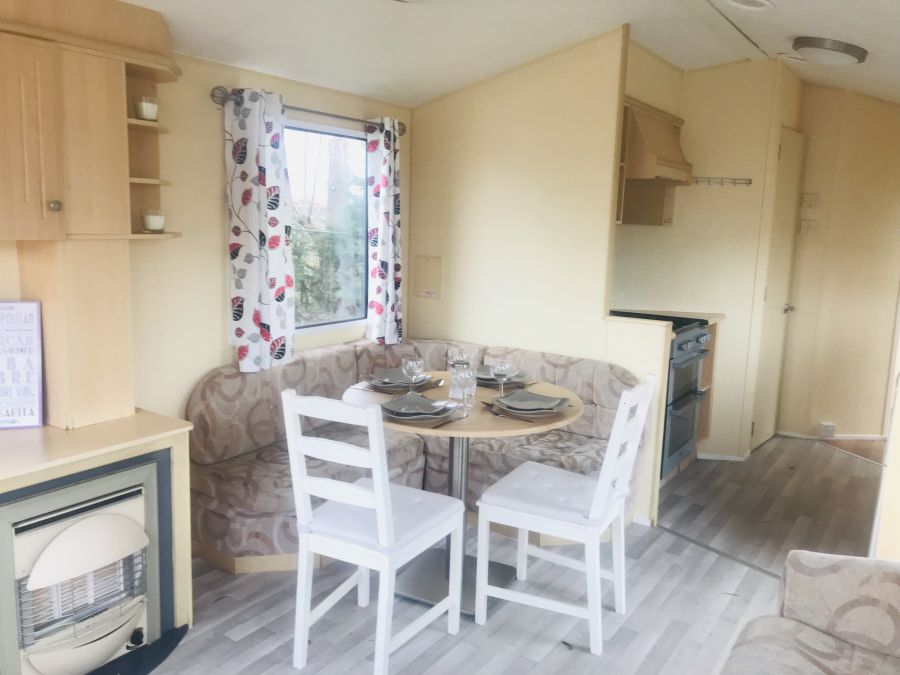 Photo of LOW DEPOSIT LOW MONTHLY PAYMENTS - 8 Berth static caravan for sale in Hunstanton Norfolk - FULLY FURNISHED