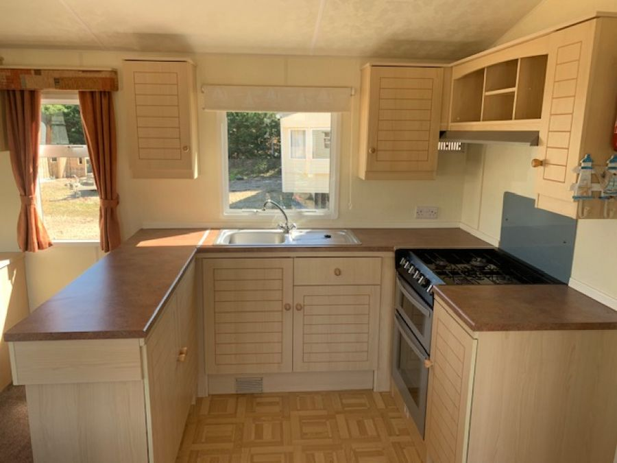 Image of **Static Caravan With HOT TUB & DECK** Tattershall Lakes - Lincolnshire Nr Skegness Ingoldmells