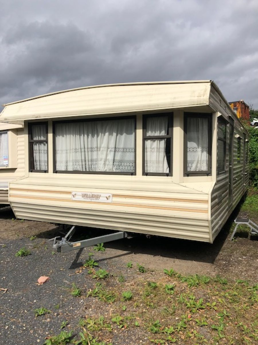 Image of   STATIC-CARAVAN-WILLERBY-GRANADA-28X12-2-BEDROOMS