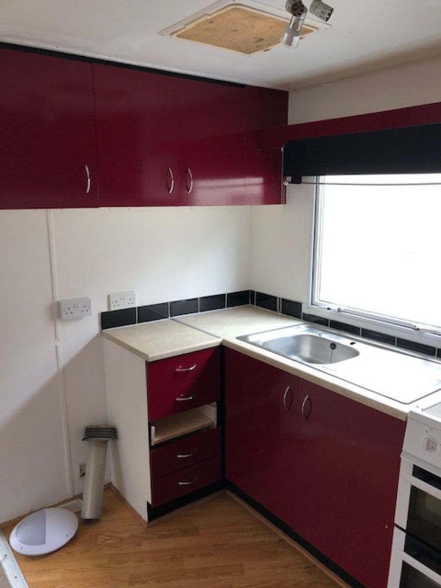 Image of STATIC CARAVAN COSALT TORINO 35X12 3 BEDROOMS ***D/GLAZED ***