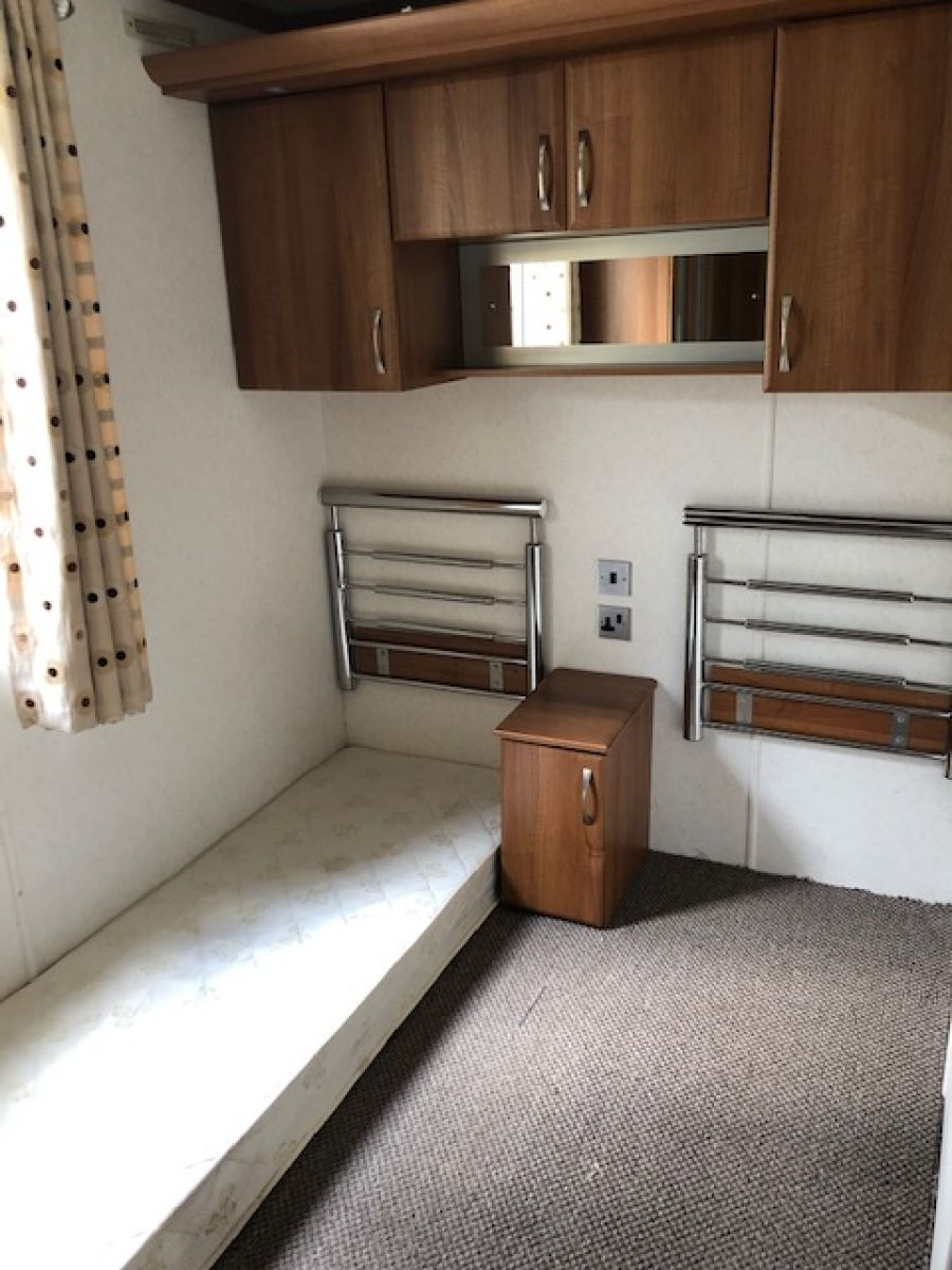 Photo of  STATIC-CARAVAN-CARNABY-HIGHGROVE 38X12-2 BEDROOMS **D/GLAZED** **CENTRAL HEATED**