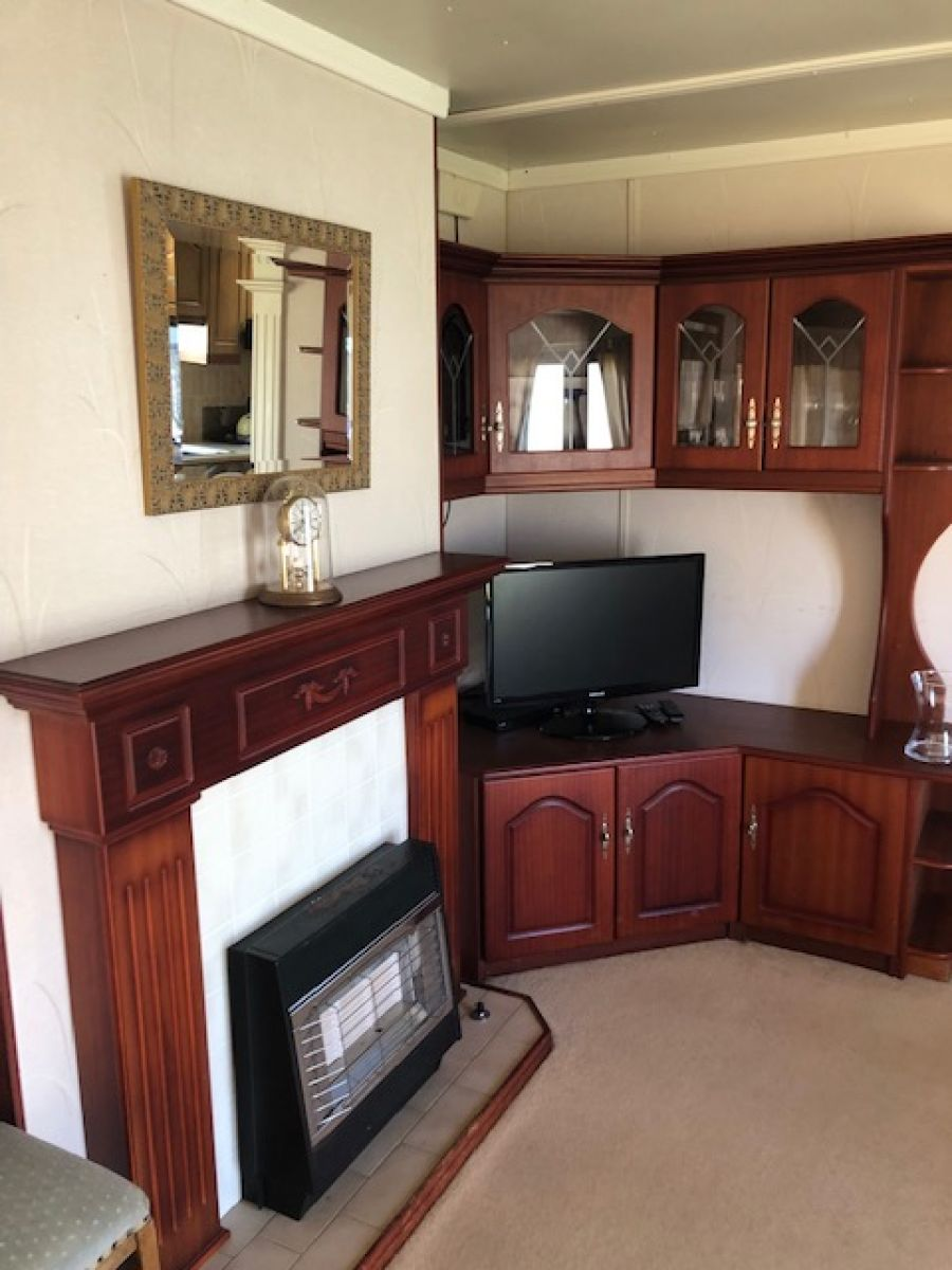 Image of STATIC CARAVAN WILLERBY LAMBOURNE 37 X 12 2 BED