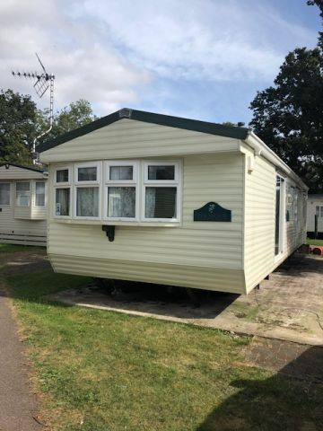 Photo of STATIC CARAVAN  WILLERBY MANOR