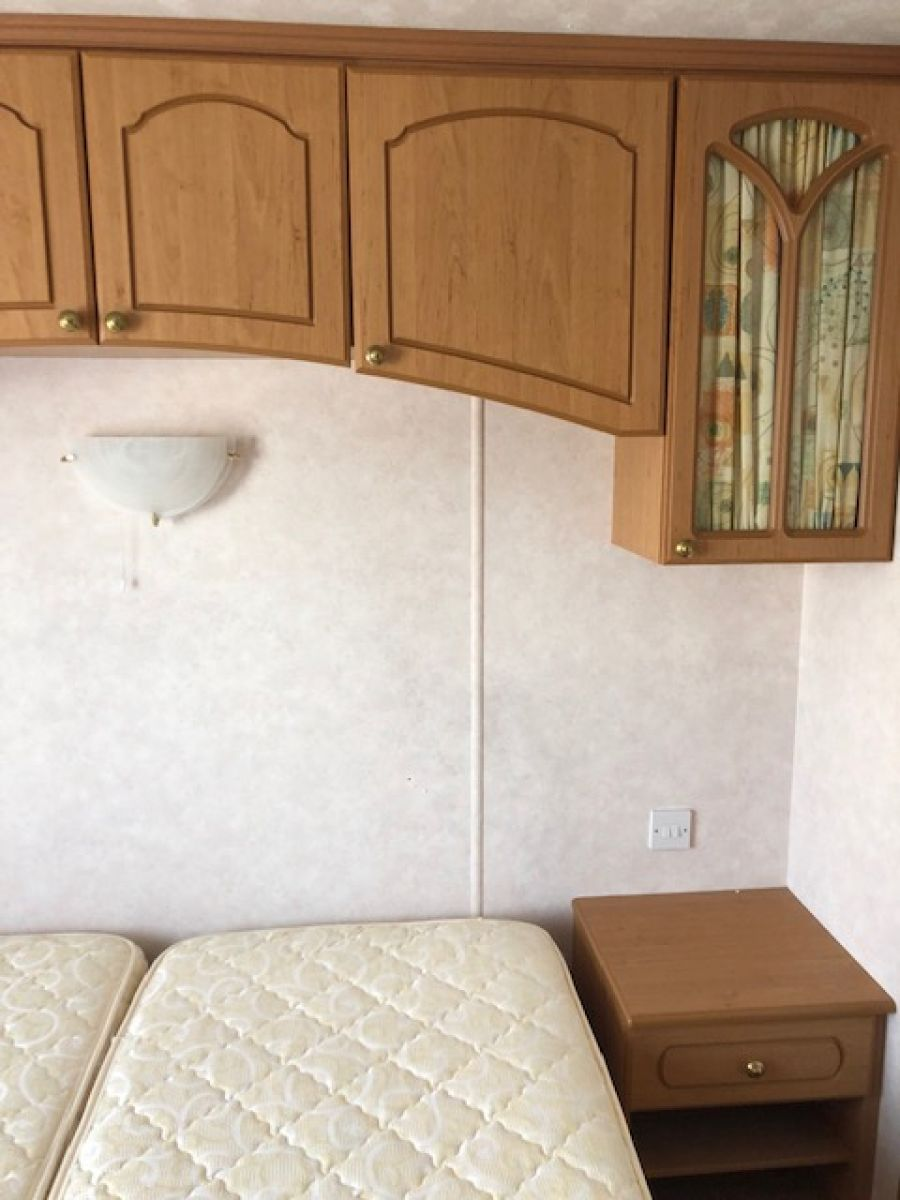 Image of STATIC CARAVAN PEMBERTON LUCERNE 39 X 13 2 BED **IMMACULATE**