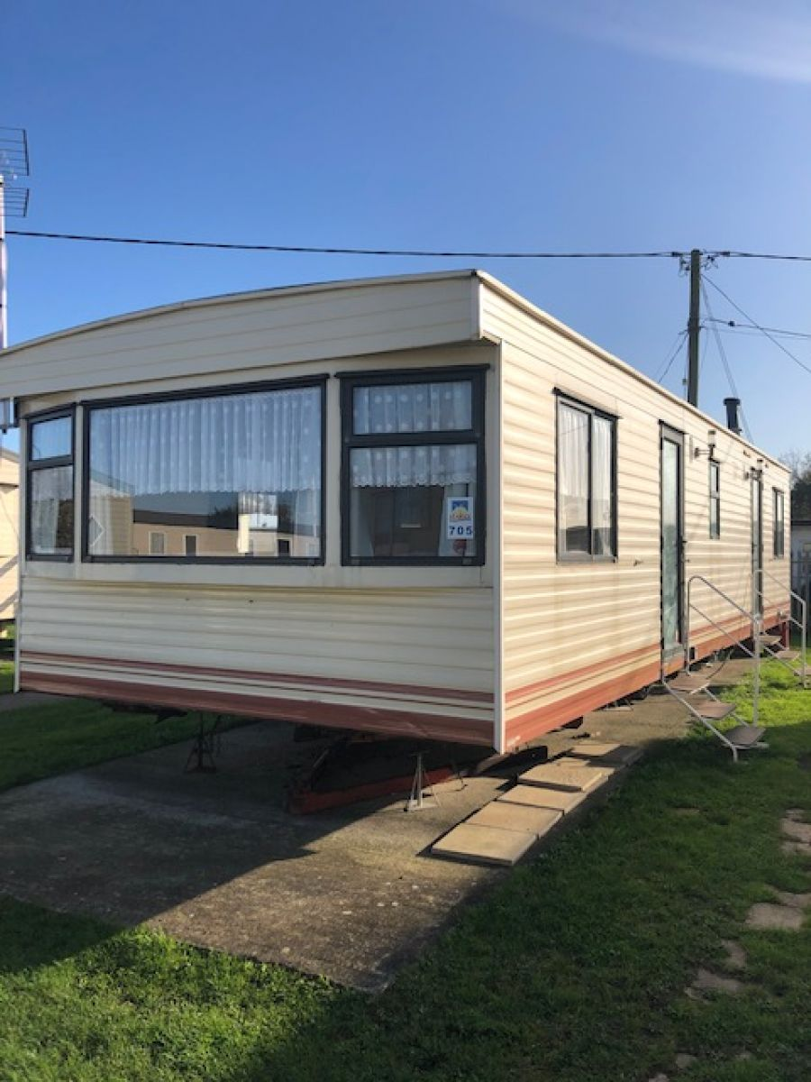 Image of STATIC CARAVAN COSALT COASTER 35X12 3 BED **MINT CONDITION THROUGHOUT**