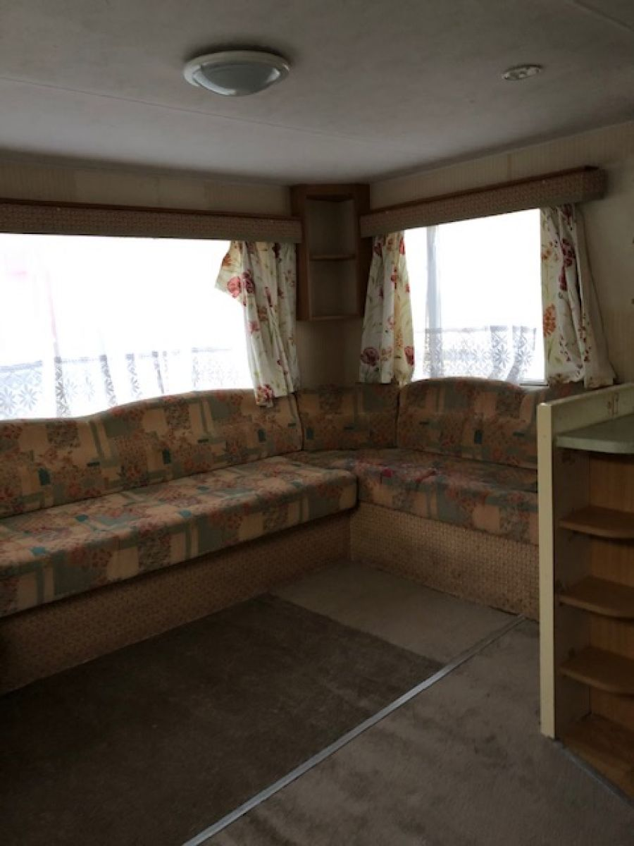 Image of SALE! SALE! STATIC CARAVAN CLASSIQUE TAMAR 32 x12 3 BED REDUCED!