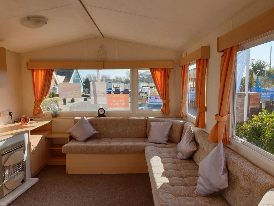 Image of Cheap Static Caravan For Sale on Family Friendly Holiday Park