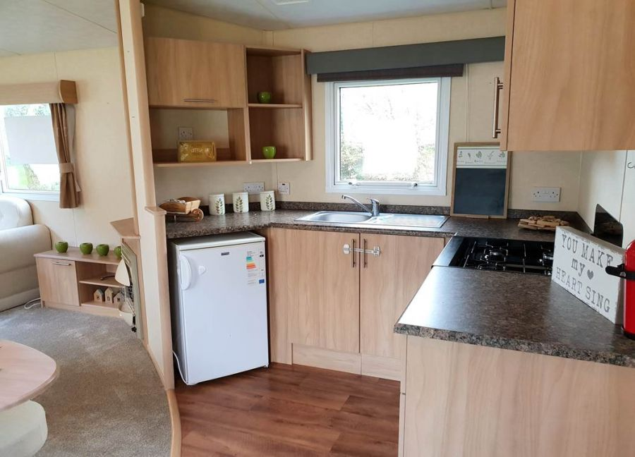 Image of AMAZING VALUE STATIC CARAVAN FOR SALE