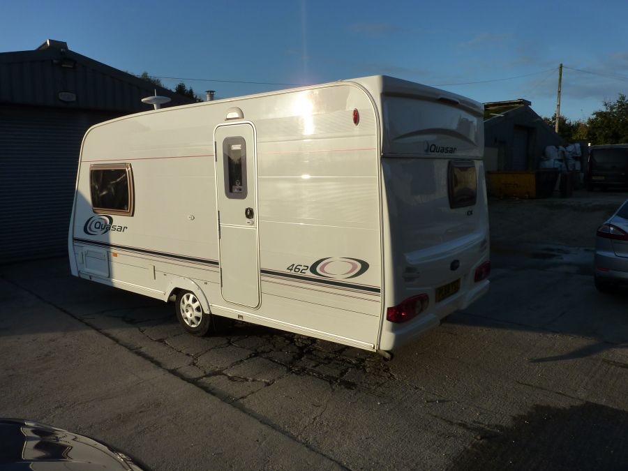 Photo of Lunar Quasar 462 Touring Caravan