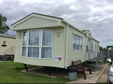 Photo of Luxury Static Caravan For Sale Fully furnished sited on Norfolk coast 2003