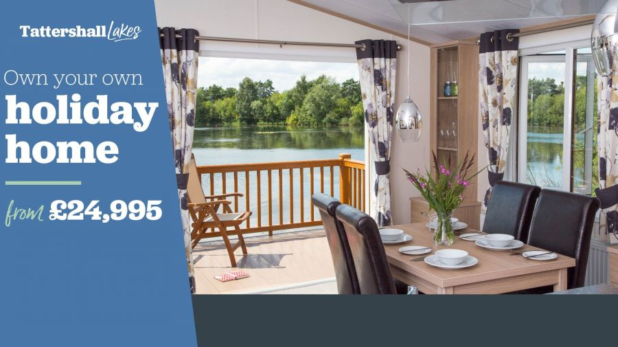 Photo of ***TATTERSHALL LAKES*** Static caravans from just £24,995 including 2019 site fees!!