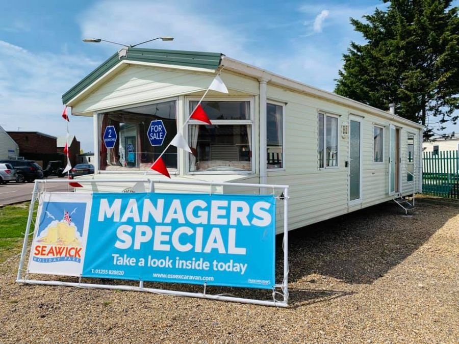 Image of Massive holiday home exhibition, Caravan's starting from £6,995 in Clacton-On-Sea Call Jordan on 07704 449314
